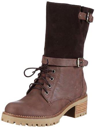 cf2b923854ac Esprit Cristal Buckle Boot X05591, Damen Stiefel, Braun (chestnut 291), EU