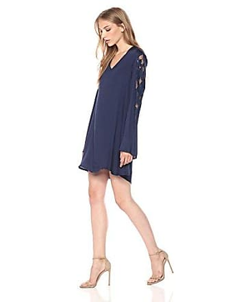 Somedays Lovin Womens Only in Dreams Lace Tunic Dress, Midnight, Large