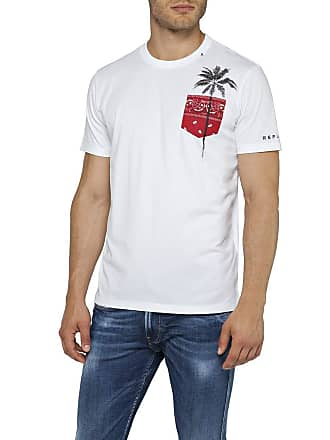 172bf524 Men's Replay® Short Sleeve T-Shirts − Shop now at £16.36+ | Stylight