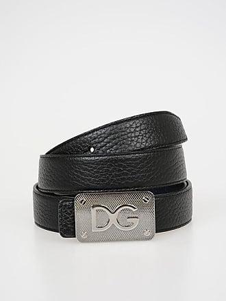 Dolce   Gabbana Cintura Reversibile in Pelle 30mm taglia 105 ae0550798b2