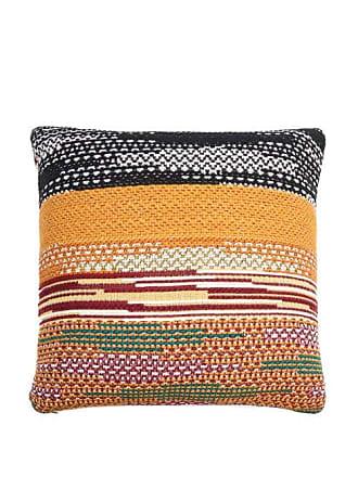 Missoni Home Yalin Striped-jacquard Cushion - Womens - Blue Multi