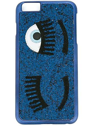 Chiara Ferragni Capa para iPhone 6/6S Flirting - Azul