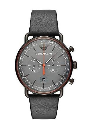 Emporio Armani Relógio Emporio Armani Masculino Aviator Grafite Ar11168/0pn