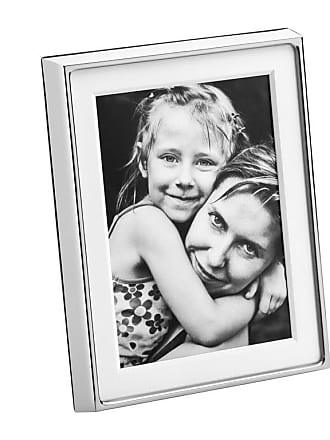 Georg Jensen Deco Picture Frame In Stainless Steel Mirror Finish By Georg Jensen