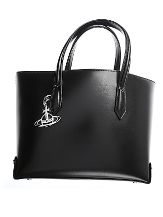 bca87d42db4 Vivienne Westwood Tote Bag, Black, Leather, 2017, one size