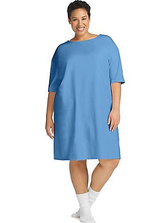 Just My Size Wear Around Denim Blue 1X/2X
