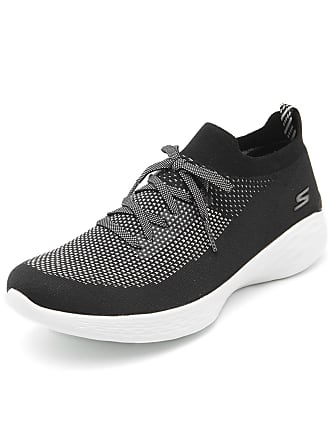 Skechers Tênis Skechers You Shine Preto