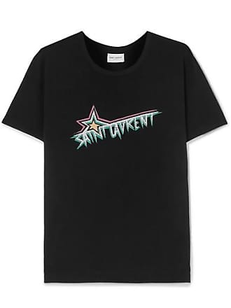 f198113d Saint Laurent T-Shirts for Women − Sale: up to −70% | Stylight