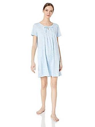 2a1ce71d44 Carole Hochman Womens Plus Size Short Nightgown