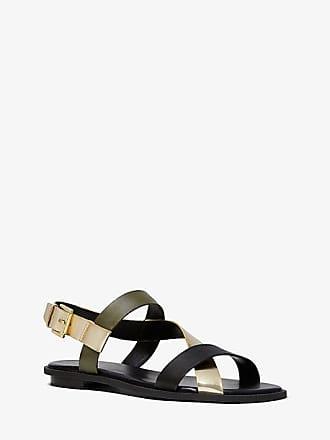Michael Kors Mackay Tri-Color Sandal