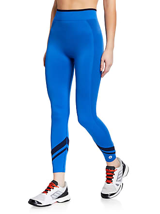 3dc9cd144c286c Tory Sport Seamless Chevron Cropped Activewear Leggings