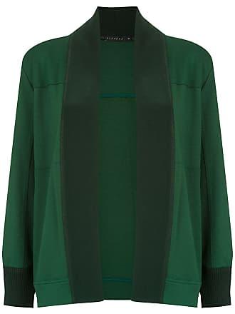 Alcaçuz Jaqueta Lola com bolsos - Verde