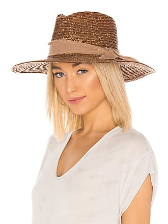 ále by Alessandra Solange Hat in Brown