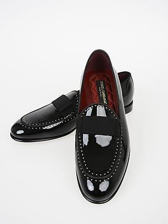 Dolce   Gabbana Mocassini in Pelle Verniciata taglia 41 cf2319067dd