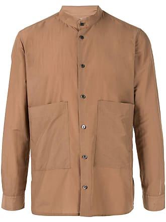 Loveless Camisa com bolso - Marrom