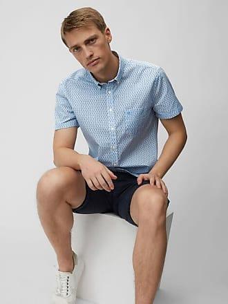 Marc O'Polo Kurzarm-Hemd shaped