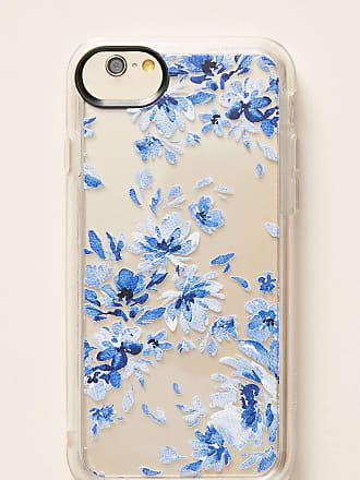 Casetify Indigo Floral iPhone Case
