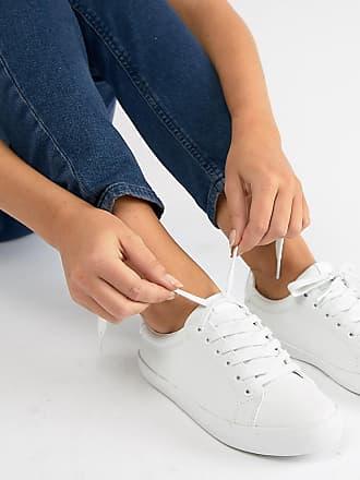 Women's White Asos Shoes / Footwear