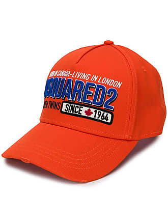 Dsquared2 X Mert and Marcus 1994 cap - Laranja