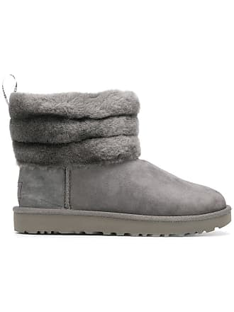 UGG Fluff Mini Quilted boots - Grey