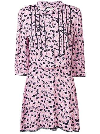 Zadig & Voltaire floral print dress - Pink