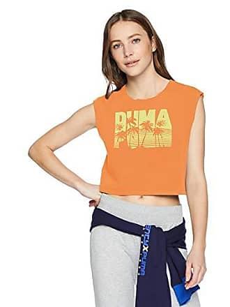 8ad549c1f8504 Puma Womens Fenty Sleeveless Crop TOP