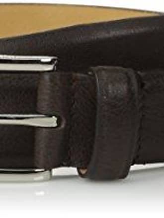 Cole Haan Mens 32mm Full Dome Stitch Strap Harness Buckle
