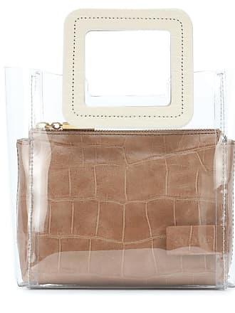 Staud Mini Shirley leather tote