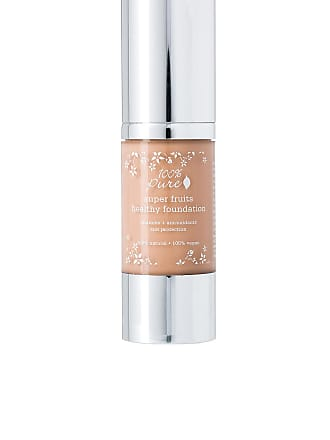 100% Pure Full Coverage Foundation w/ Sun Protection in Beauty: NA