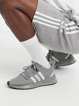 adidas Originals U-Path - Lauf-Sneaker in Grau