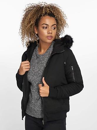DEF Bomber Winter Jacket Black