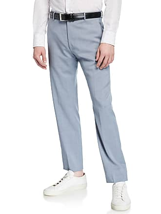 Zanella Mens Tropical Wool Crop Pants