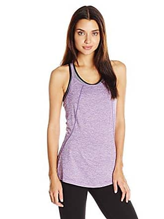 Jockey Womens Freestyle Tank, Electric Violet, S