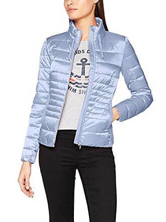 8c46743cc5953b Tom Tailor Damen Jacke Lightweight Jacket 35551970070 Blau (Brunnera Blue  6912) 42 (Herstellergröße