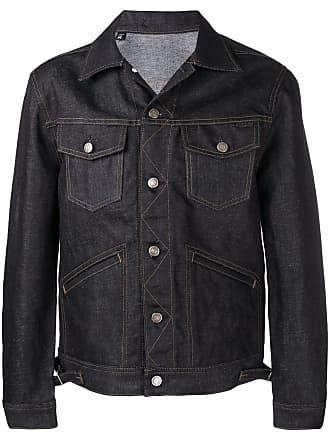 Tom Ford basic denim jacket - Blue