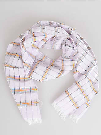 Paul Smith 154x30cm Linen and Silk Foulard size Unica