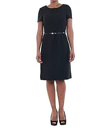 54823da689c73d Vero Moda Vero Moda Damen Kleid elegant festlich cocktail knielang Abend  Kleider einfarbig schwarz oder mit
