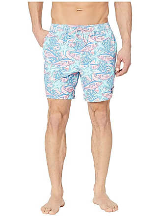 1d7020ef9c33f9 Delivery: free. Vineyard Vines Tuna Starfish Chappy Swim Trunks (Palm  Beach) Mens Swimwear