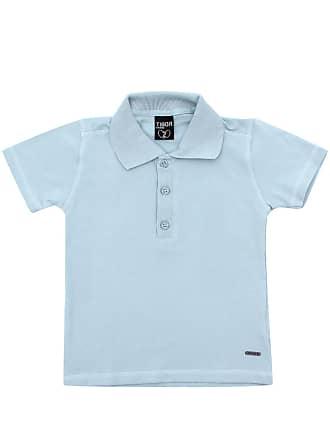 Tigor T. Tigre Camisa Polo Tigor T. Tigre Lisa Azul