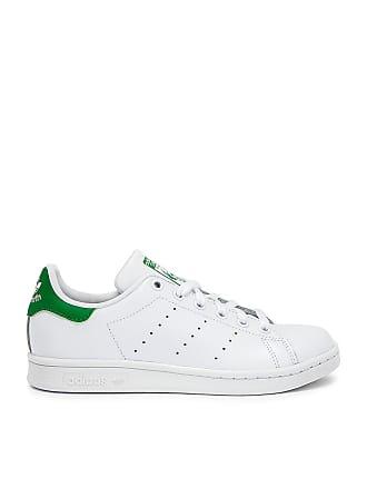 newest da213 0b008 adidas Originals Stan Smith Sneaker in White