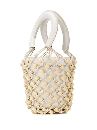 Staud Moreau bucket bag - Branco