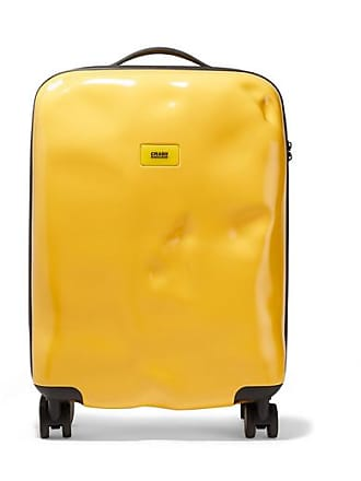 Crash Baggage Icon Cabin Hardshell Suitcase - Mustard