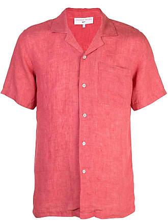 Orlebar Brown Camisa 007 X Orlebar Brown - Vermelho