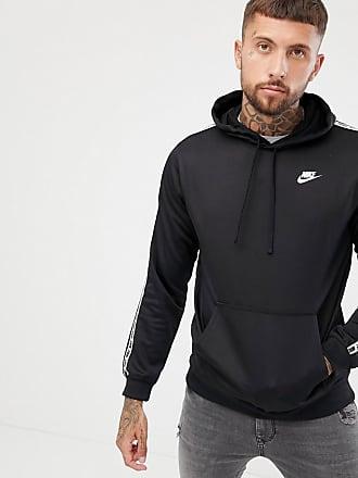 29b5997e816e Nike Hoodie à enfiler avec détails contrastants - Noir ...