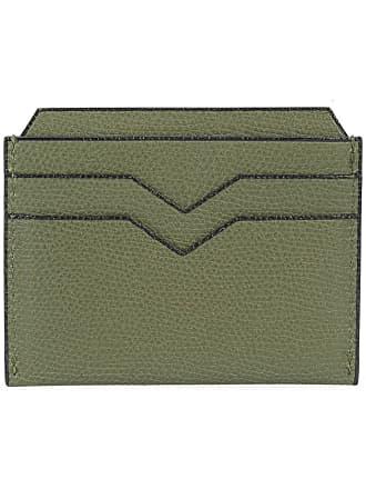 Valextra classic cardholder - Green