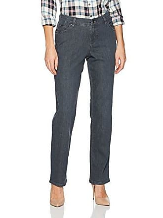 604e9869 Lee Womens Relaxed Fit Straight Leg Jean, Spade, 14 Long
