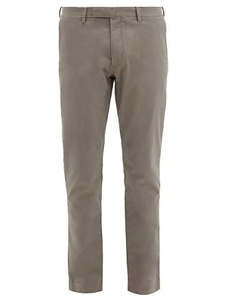 541d37133 Polo Ralph Lauren Slim Stretch Cotton Chino Trousers - Mens - Grey