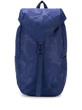 Herschel Thompson camouflage print backpack - Azul