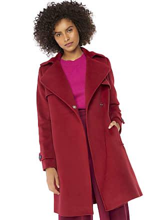 ff1db8f7f Feminino Casacos Trench Coat  420 produtos com até −70%