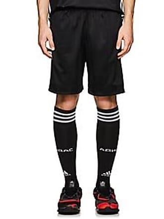 6a4e2653d27e adidas Originals by Alexander Wang Mens Graphic Jersey Track Shorts - Black  Size XL